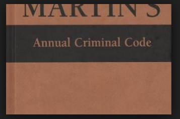 Criminal Code Image