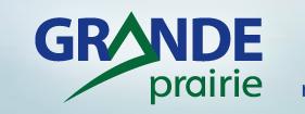 grande prairie city logo