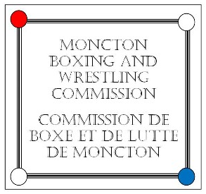 Moncton Boxing Commission Logo