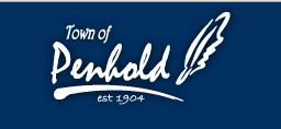 Town of Penhold logo