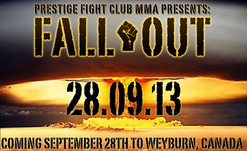 Prestige Fight Club Advertisement