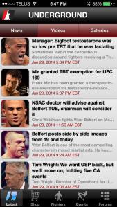 UG TRT Story Screenshot