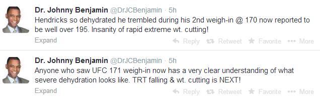 Dr Benjamin Tweets ERWC 1