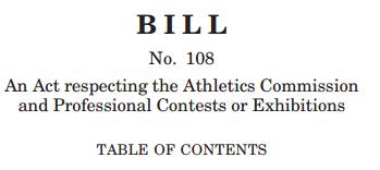 Saskatchewan Bill 108