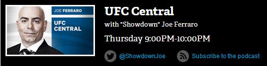 UFC Central Logo