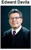 Wikipedia image Judge Edward Davila