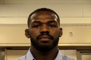 Jon Jones Mug Shot