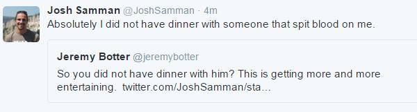 Samman Tweet