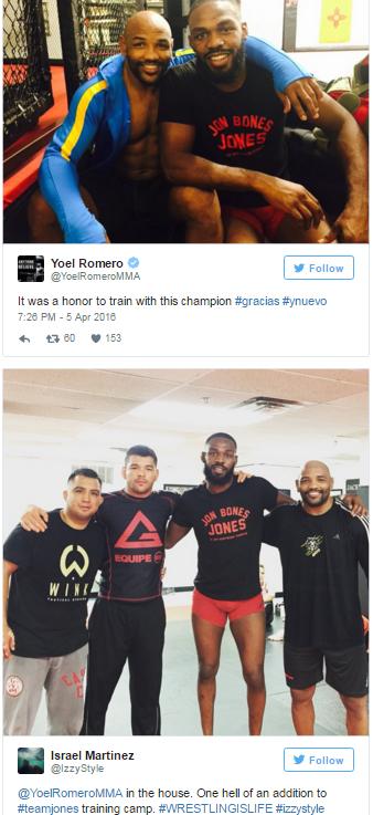 Romero Tweets