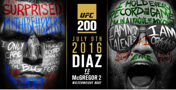UFC 200 Promo
