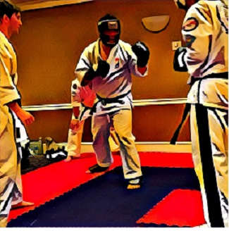 KArate contest image