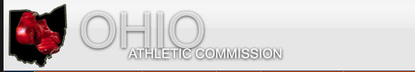 Ohio Athletic Commission Logo