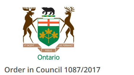 Ontario OIC