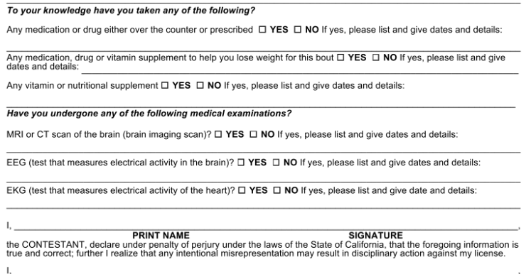 CSAC screenshot form